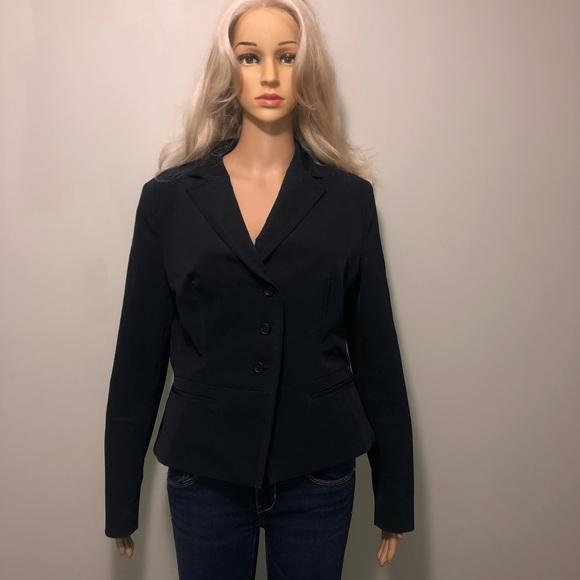 Prada Jackets & Blazers - Prada very dark navy blue blazer